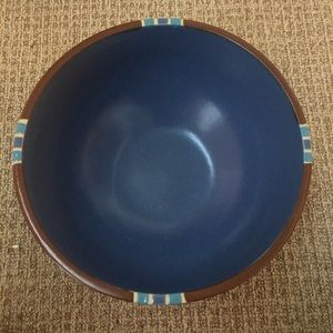 *NWOT* Dansk Mesa Sky Blue Large Bowl